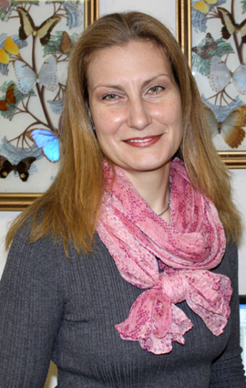 Natalia Marsters