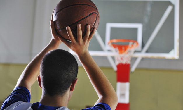 Champions: Upwards Basketball Team Fights to the Finish
