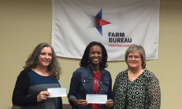 Farm Bureau Donates to Food Pantries