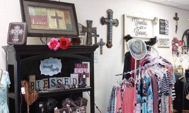 Brenda's Closet Named Business of Month
