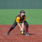 Eagle Softball Team Starts District With Two Wins