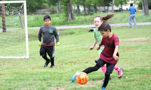 Fairfield Soccer Season Kicks Off