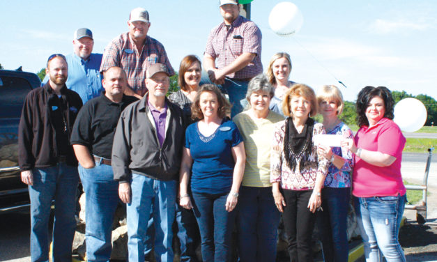 Dealership Generously Donates to Local Cancer Support Group