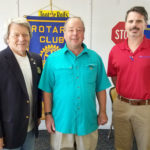 NASA Meteorologist Visits Fairfield Rotary