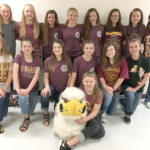 Fairfield Junior High Introduces New Cheerleaders