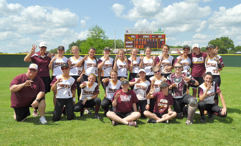 3rd Time's a Charm – Lady Eagles Secure District Championship Title