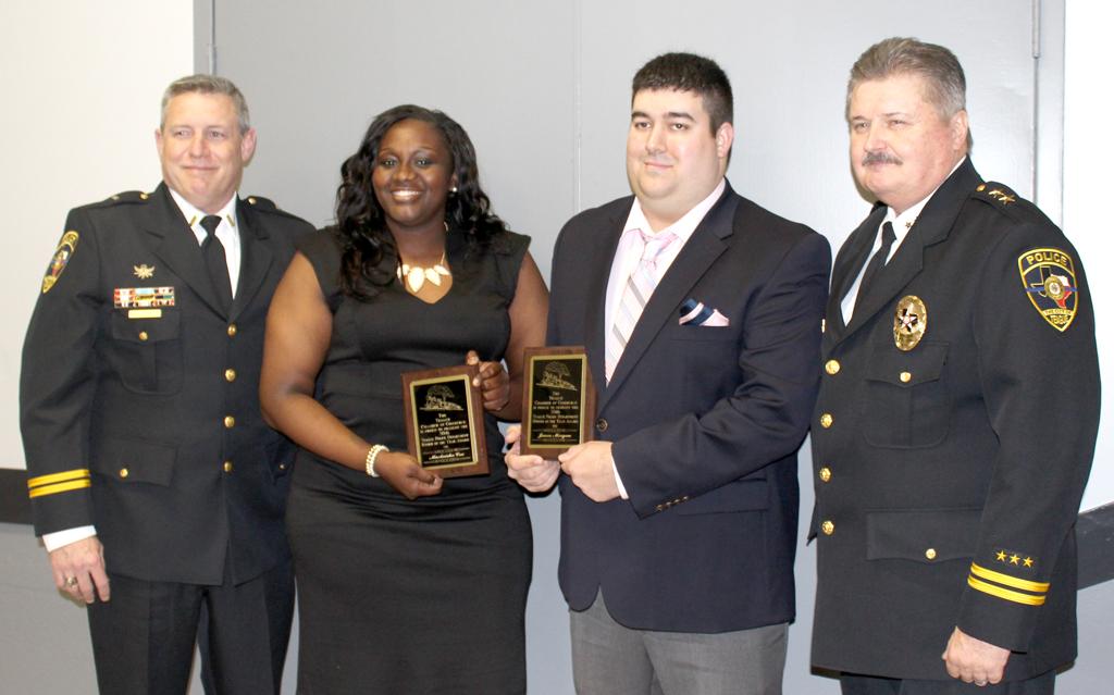 Teague Chamber Awards Banquet