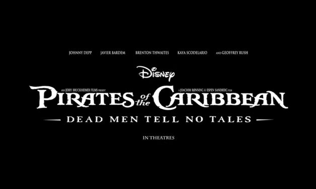 """Movie Review:  """"Pirates of the Caribbean: Dead Men Tell No Tales"""""""