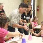 Popular Library Storytime Event Led by Mary Kitchens