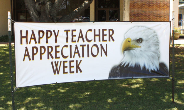 Teacher Appreciation Week at FISD: Teachers Given Period Off