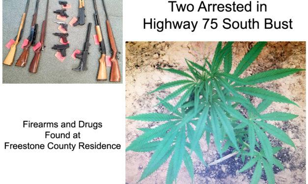 Two Arrested in Highway 75 Drug Bust