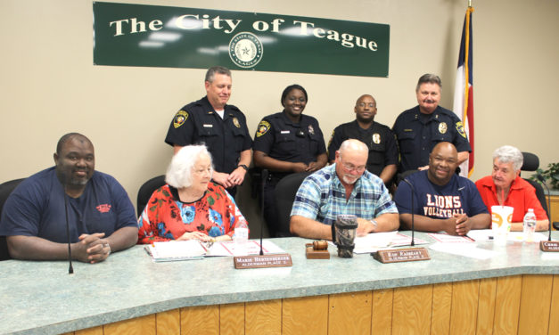 Aldermen Recognize National Police Week