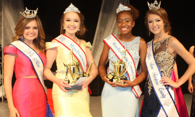 Miss Freestone County 2017 Crowned