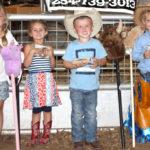 2017 Stick Horse & Bull Riding