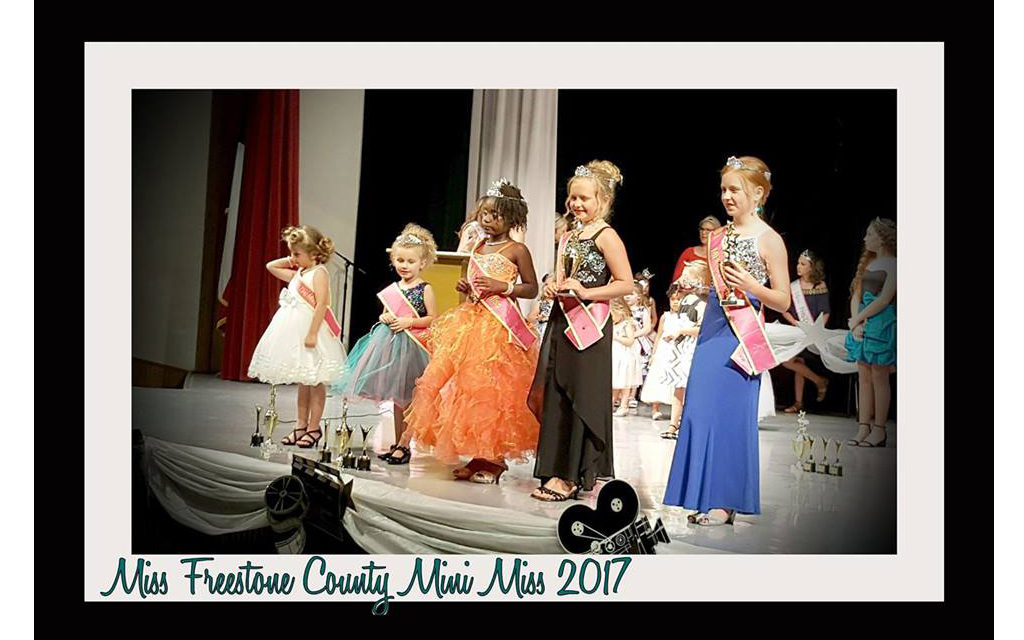 Little Miss Crowned at Mini County Fair Pageant