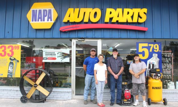 NAPA – June Business of the Month