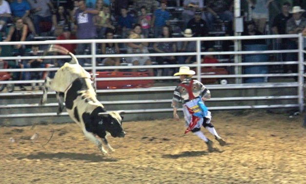 88th Annual Teague Rodeo Kicks Off Thursday