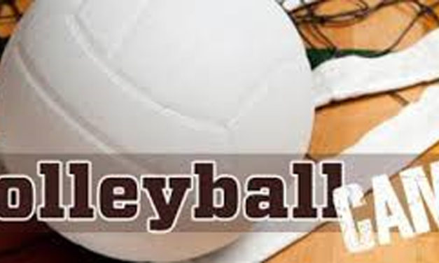 Dew Volleyball Camp set July 17-19, 2017
