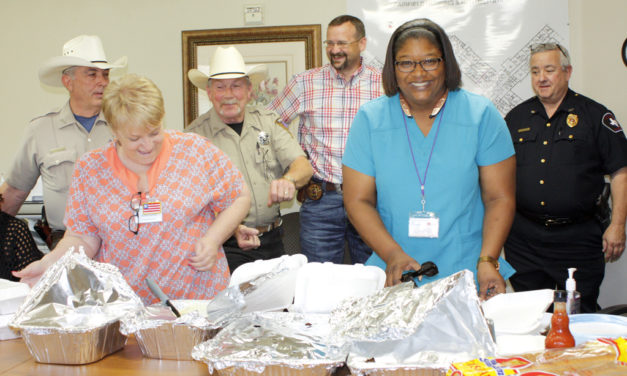 Fairfield Nursing & Rehab Host Appreciation Lunch for Area First Reponders