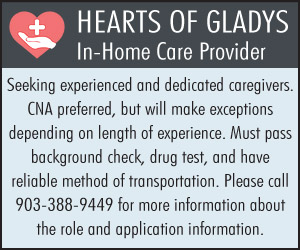 Heart of Gladys