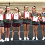 Junior High Cheer Squad Excels at NCA Camp