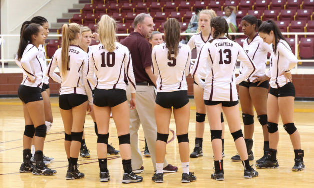 County Teams Compete in Fairfield Volleyball Tournament