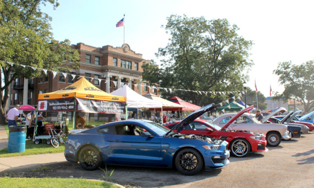Winners of Annual Show of Wheels Drive Away with Trophies and Cash Prizes