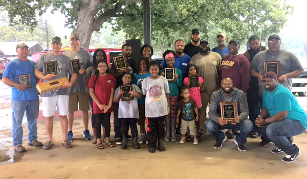 Cornerstone BBQ Winners Named