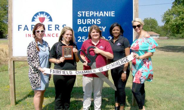 Stephanie Burns Ins. Joins Fairfield Chamber