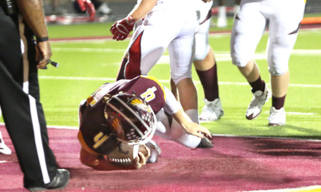 Fairfield Turnovers Cost Eagles 33-21