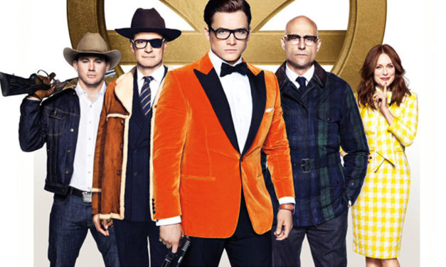 'Kingsman: The Golden Circle' – Movie Review