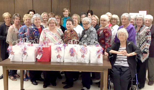 DAR Chapter Celebrates 127 Years