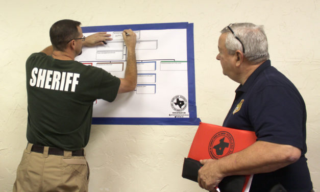 Preparing for Disaster:  Freestone County Learns Importance of Behind-the-Scenes Response