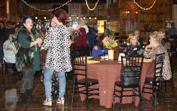 Fall Fashion Takes the Stage at the Depot X
