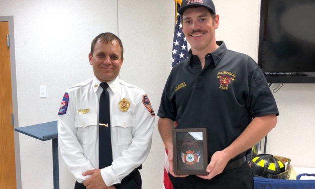 Fairfield Firefighters Honored