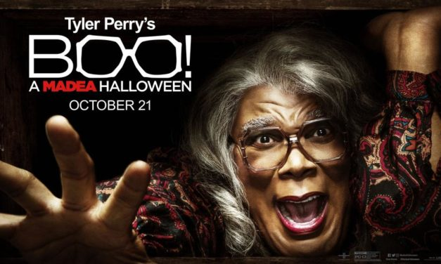 Movie Review:  Tyler Perry's Boo 2! A Madea Halloween