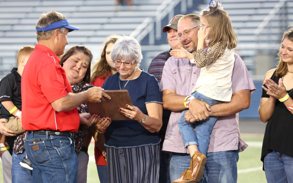 Bachtel Family Patriarch Inducted into Athletic Hall of Fame