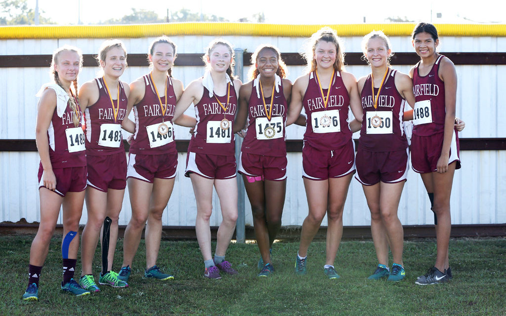 Golden Eagle Run – Twelve Schools Compete