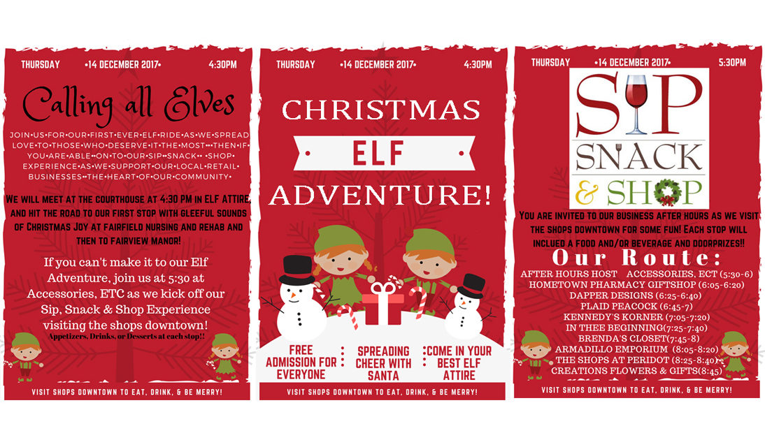Join the Elf Adventure and Spread Christmas Cheer in Your Hometown
