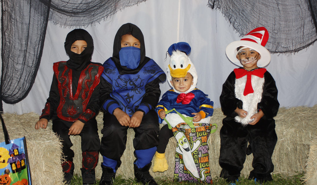 17th Annual Spooktacular Pictures In This Week's Edition