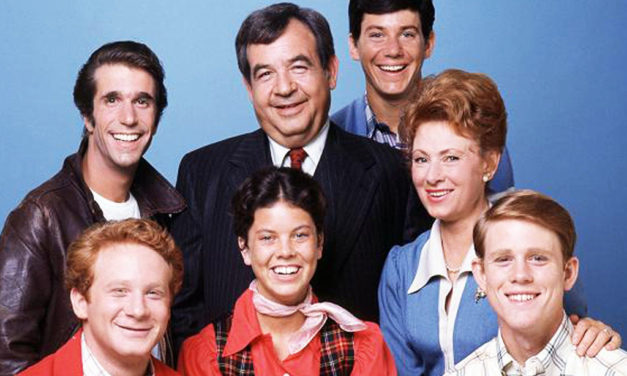 'Happy Days' Thanksgiving w/ Marion Ross