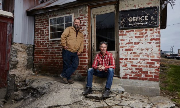 American Pickers to Film in Texas