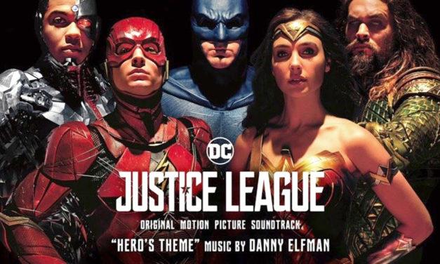 Justice League – Movie Review