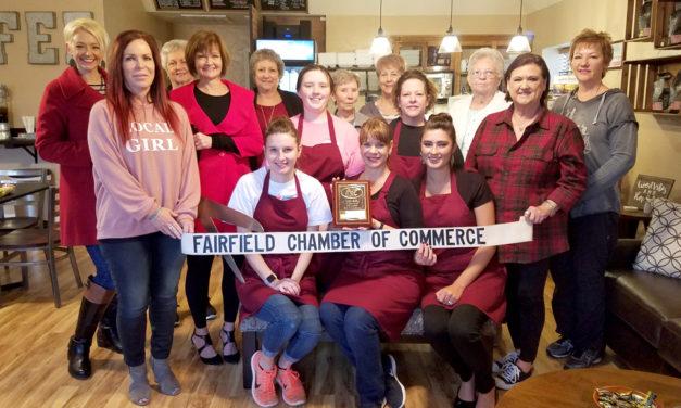 Cafe' Around the Corner Newest Chamber Member