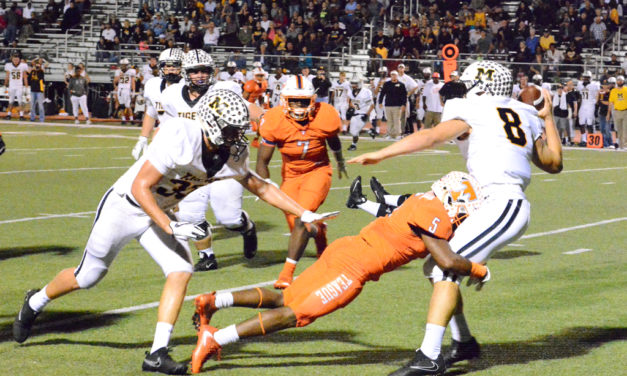 Lions Dominate Top Ten Tigers 35-14