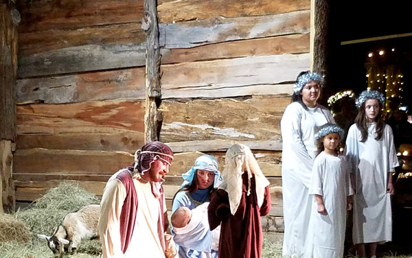 Come See the Nativity Story Performed in Downtown Fairfield on Dec 17