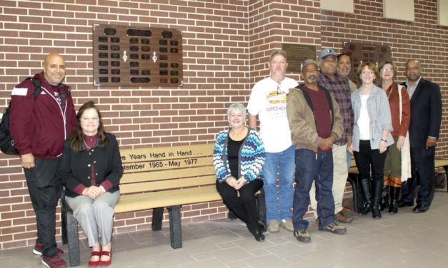 First Integrated Class Commemorated as School Milestone