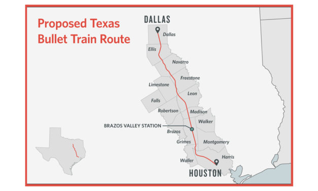 'Not a Done Deal' – Texas High Speed Railway