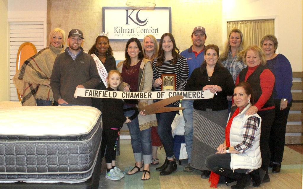 Kilman Comfort Opens on the Square Inside Kennedy's Korner