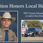 Bidding Farewell to Brave Soul: Law Enforcement From All Over the Nation Attend Funeral of Texas Trooper
